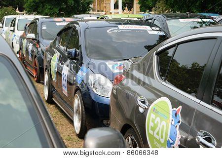 The 4Th Nissan Eco Caravan 2015