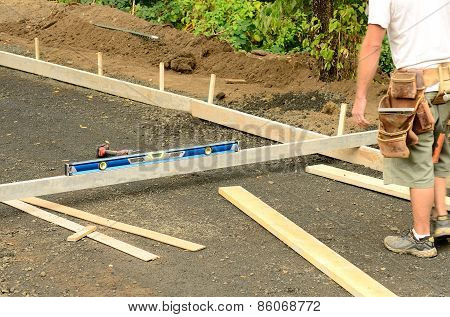 Sidewalk Forms