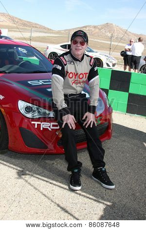 LOS ANGELES - FEB 21:  John Rzeznik at the Grand Prix of Long Beach Pro/Celebrity Race Training at the Willow Springs International Raceway on March 21, 2015 in Rosamond, CA