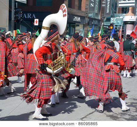 Scottish band