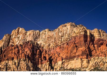 Mountains of Red Rock Canyon Conservation Area 3