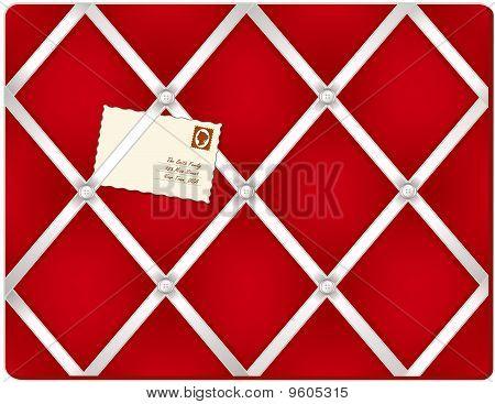 Ribbon Pin Board