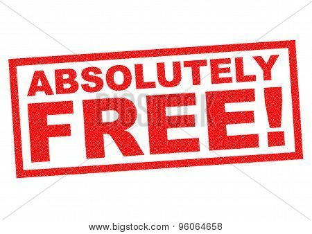 Absolutely Free!