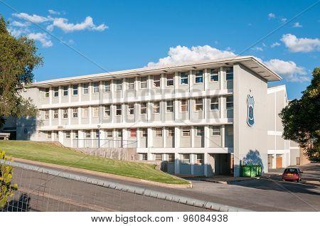 Buildings Of The Windhoek High School
