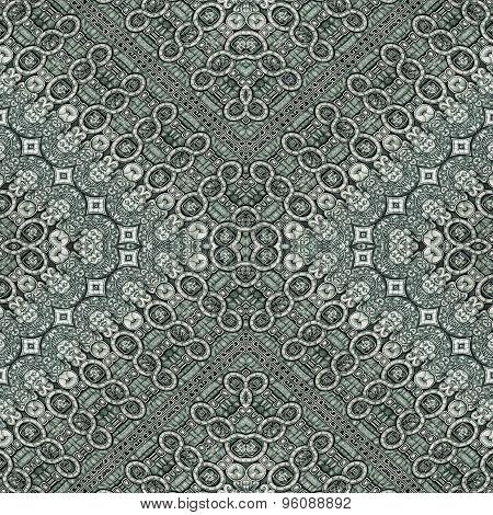 Aztec Navajo Pattern Background