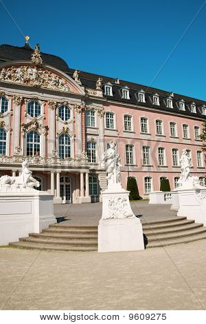 Prince-electors Palace In Trier
