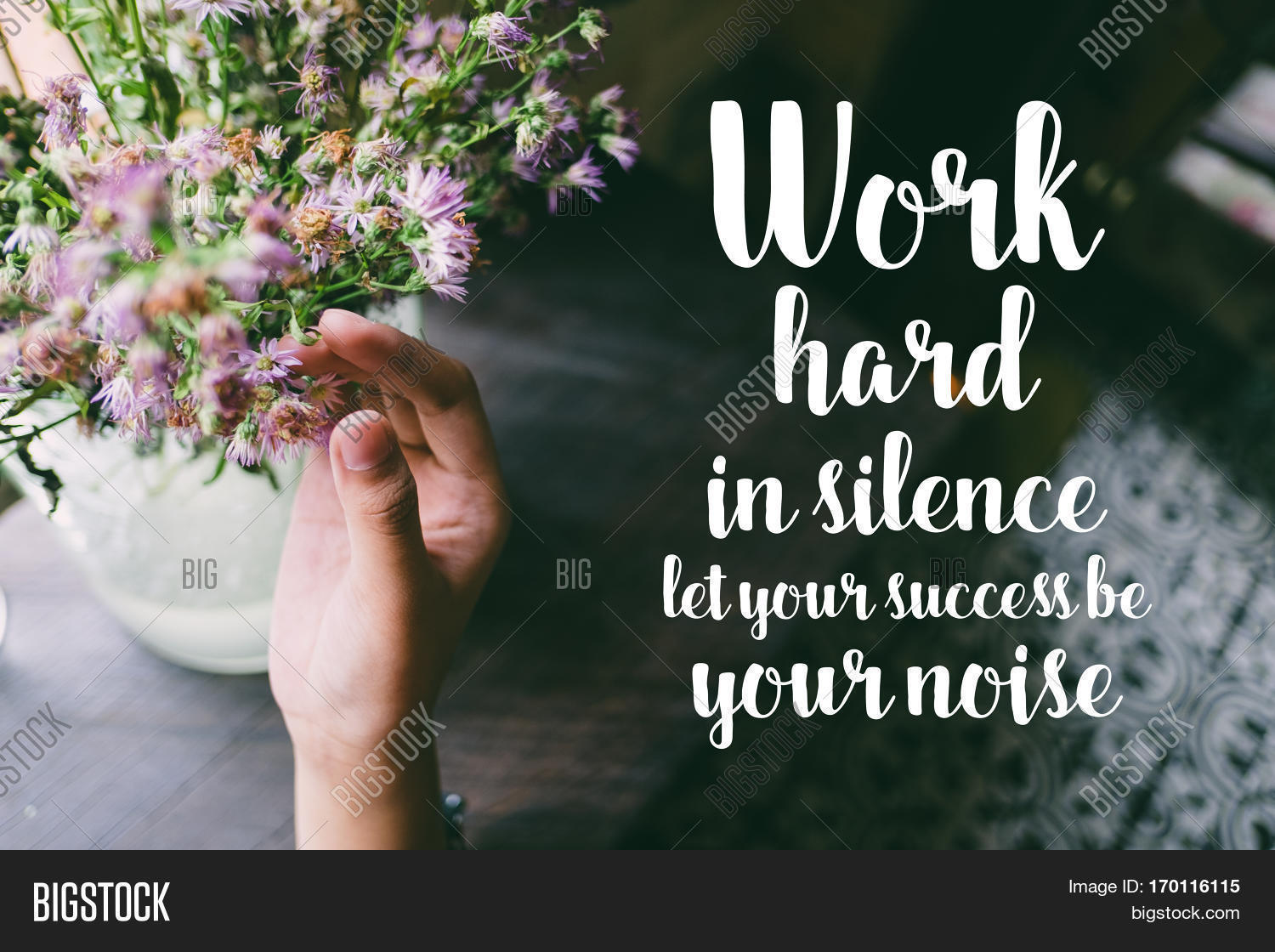 Life Quote Motivation Image Photo Free Trial Bigstock