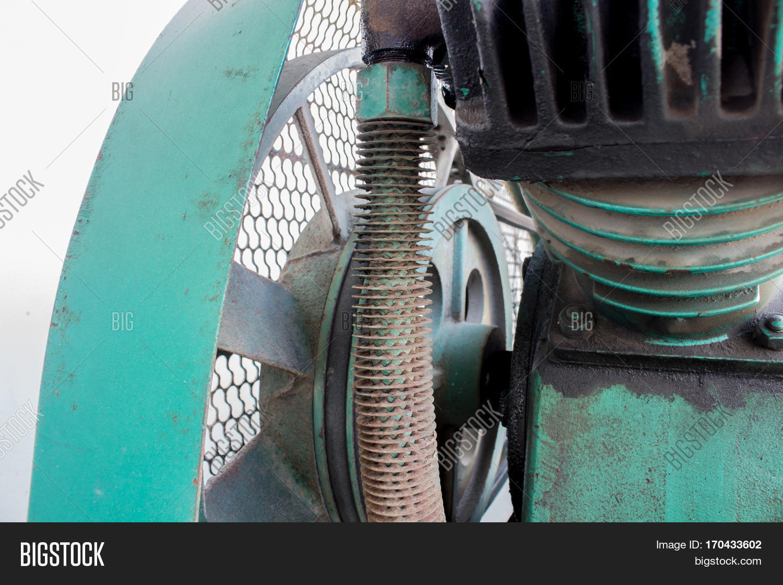 Heat Sinks Air Pipe On Image & Photo (Free Trial) | Bigstock
