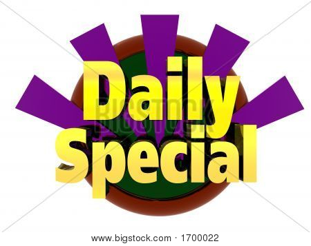 Daily Special