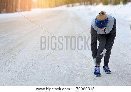 Female Athlete Sport Injury.
