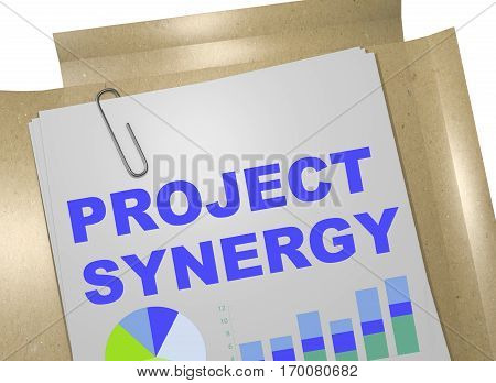 Project Synergy - Business Concept