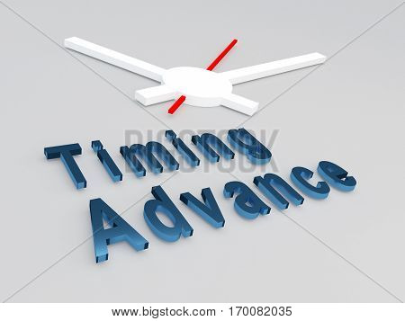 Timing Advance Concept