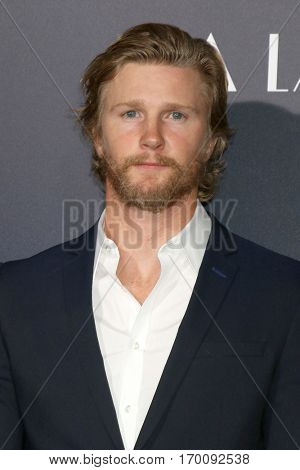 LOS ANGELES - DEC 6:  Thad Luckinbill at the