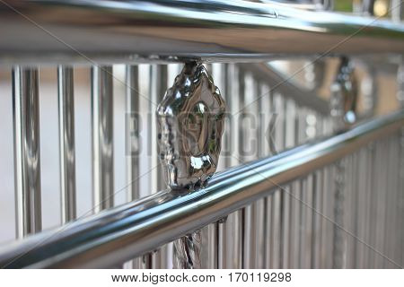 alloy fence is home related for safety.