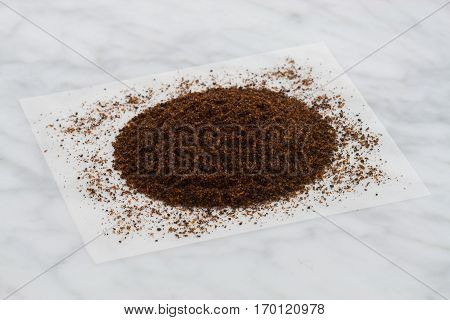 fresh and delicious chili powder seasonig delicious ingredient
