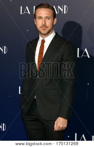 LOS ANGELES - DEC 6:  Ryan Gosling at the