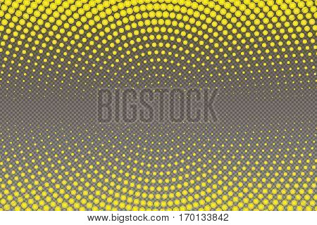 Stock halfton texture of gold coins on a transparent background