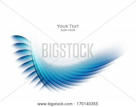 Bright vector background. Wavy lines, elements for design. Vector elements for presentations, brochures, annual reports. Eps10