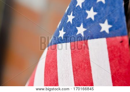 Flag of United States of America, America flag, 4th of July flag