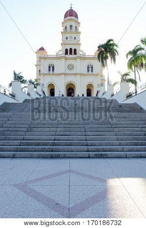 El Cobre Church And Sanctuary