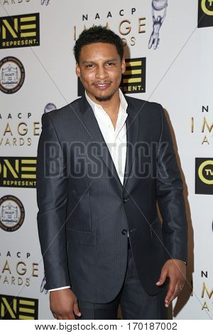 LOS ANGELES - JAN 28:  Will Dalton at the 48th NAACP Image Awards Nominees' Luncheon at Loews Hollywood Hotel on January 28, 2017 in Los Angeles, CA