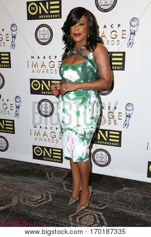 LOS ANGELES - JAN 28:  Niecy Nash at the 48th NAACP Image Awards Nominees' Luncheon at Loews Hollywood Hotel on January 28, 2017 in Los Angeles, CA