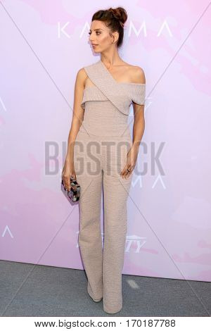 LOS ANGELES - JAN 28:  Angela Sarafyan at the Variety's Celebratory Brunch Event For Awards Nominees at  Cecconi's on January 28, 2017 in West Hollywood, CA