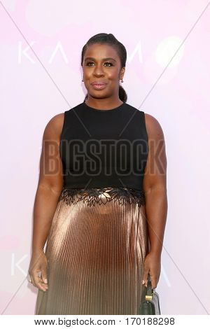 LOS ANGELES - JAN 28:  Uzo Aduba at the Variety's Celebratory Brunch Event For Awards Nominees at  Cecconi's on January 28, 2017 in West Hollywood, CA