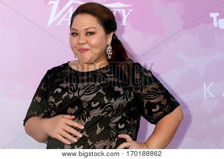 LOS ANGELES - JAN 28:  Jolene Purdy at the Variety's Celebratory Brunch Event For Awards Nominees at  Cecconi's on January 28, 2017 in West Hollywood, CA