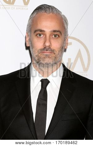 LOS ANGELES - JAN 28:  Iain Canning at the 2017 Producers Guild Awards  at Beverly Hilton Hotel on January 28, 2017 in Beverly Hills, CA