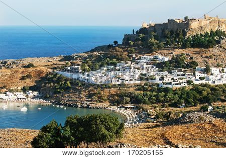 Lindos, Greece