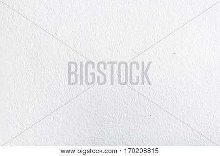 Texture of a white dripping wall .