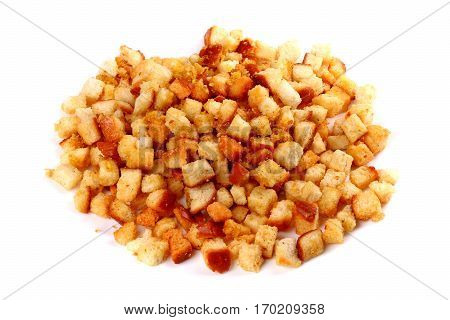 Bunch Of Wheat Rusks