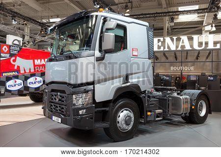 Renault Trucks C460 Optitrack 4X2 Truck