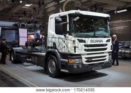 Scania P320 Truck