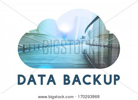 Upload Data Backup Connection Cloud