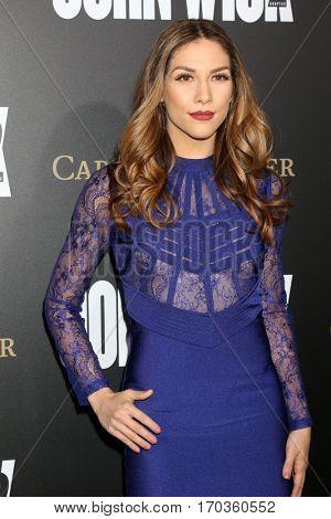 LOS ANGELES - JAN 30:  Allison Holker at the