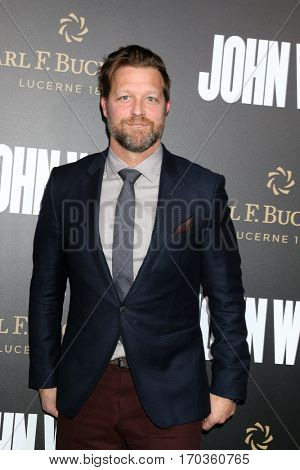 LOS ANGELES - JAN 30:  David Leitch at the