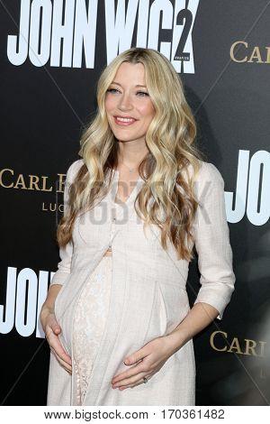 LOS ANGELES - JAN 30:  Sarah Roemer at the