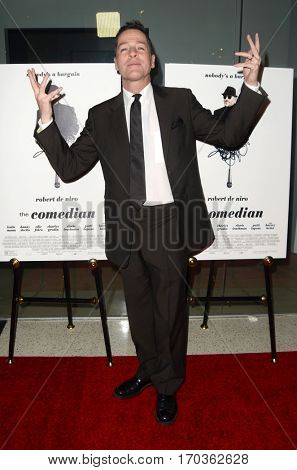 LOS ANGELES - JAN 27:  French Stewart at the