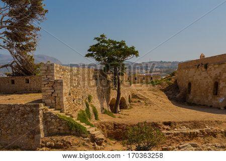 Fortezza Of Rethymno, Greece