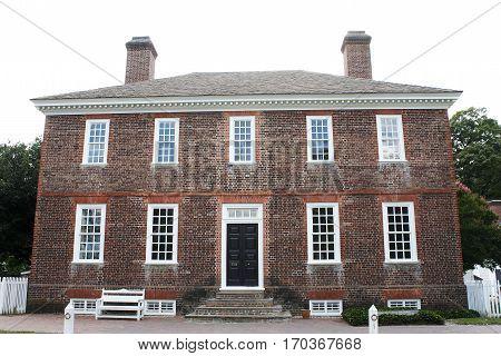 basset hall Williamsburg united states of America