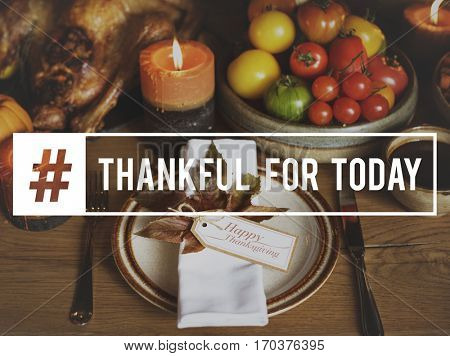 Thanks Giving Celebration Gracias Love