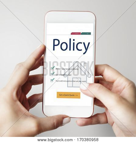 Policy browsing insurance contact online