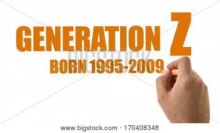 Generation Z (Born 1995-2009)