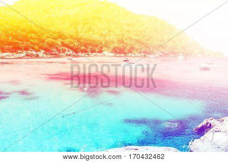 Beautiful Image of raya islands, Thailand, Phuket