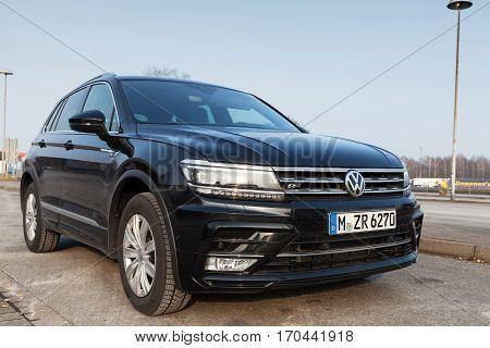 2017 Volkswagen Tiguan, 4X4 R-line