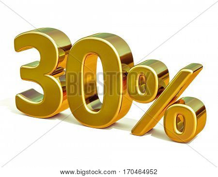 Gold Sale 30%, Gold Percent Off Discount Sign, Sale Banner Template, Special Offer 30% Off Discount Tag, Thirty Percentages Up Sticker, Gold Sale Symbol, Gold Sticker, Banner, Advertising, Luxury Sale poster