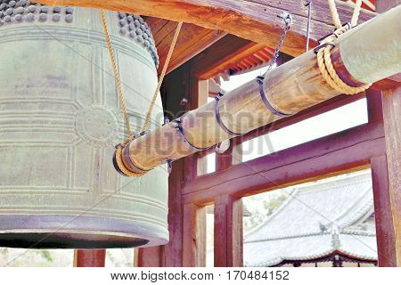 Temple bell named