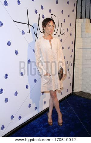 LOS ANGELES - JAN 31:  Annabeth Gish at the Tyler Ellis 5th Anniversary Party and Tyler Ellis x Petra Flannery Collection Launch at Chateau Marmont on January 31, 2017 in West Hollywood, CA